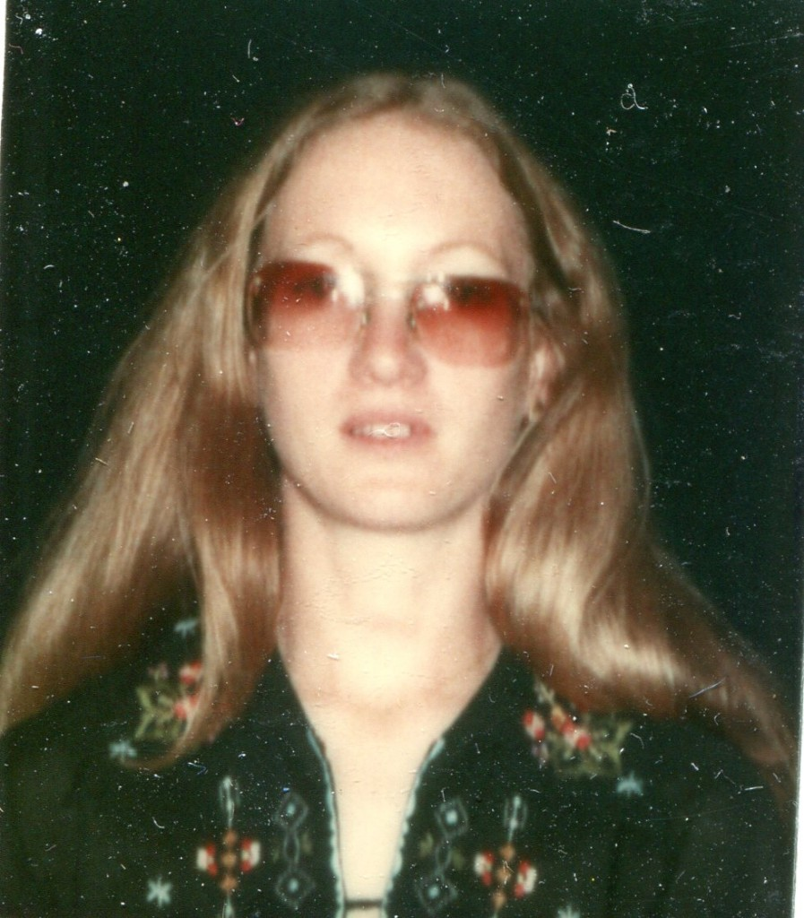 Jessica Waddell ca 1970s; currently works for OSU CIMRS at HMSC