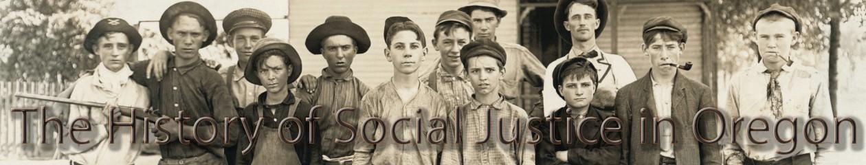 Oregon Social Justice | Home