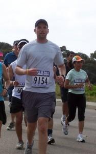 David Schary's Half Marathon