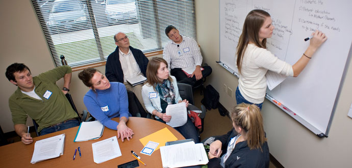 Collaborative Classroom Practices ~ Collaboration meets health education and practice