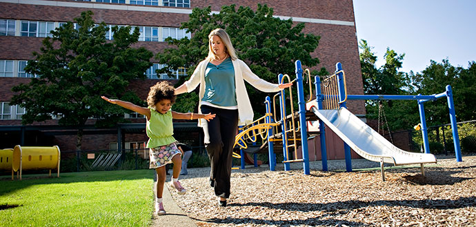 Keeping kids safe: Public health researchers team up on flame retardant study