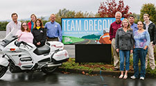 New home for TEAM OREGON