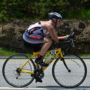 Heidi Wegis Ironman