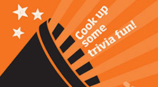 The first GridIron Chef Contest & Homecoming Trivia Bowl