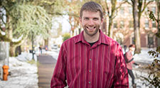 EXSS doctoral student wins two national awards