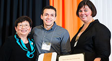 Video: College celebrates outstanding students, supporters