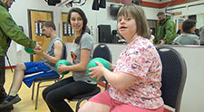 Video: IMPACT for Life creates friendships through group fitness