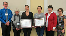 """Two CPHHS students earn OPHA """"Outstanding Student Poster Awards"""""""