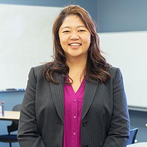 CPHHS Assistant Professor Kari-Lyn Sakuma.