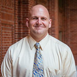 CPHHS Assistant Professor John Schuna.