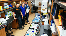CPHHS researchers prepare for trip to study health effects from arsenic exposure in Bangladesh