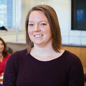 OSU Dietetic Internship Program Clinical Coordinator Michelle Bump.