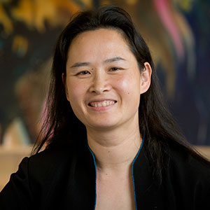 CPHHS Professor, Moore Family Center for Whole Grain Foods, Nutrition and Preventive Health Director Emily Ho.