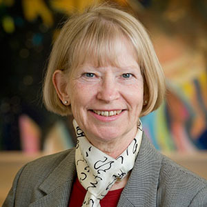CPHHS Professor Maret Traber.