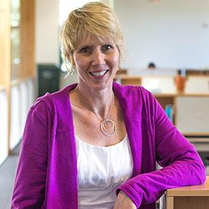 CPHHS Associate Professor and Extension Specialist Kathy Gunter.
