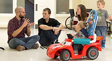 Portland workshop to explore modified toy cars for children with disabilities