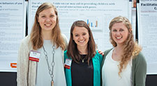 Students learn importance of research through Undergraduate Research Awards Program
