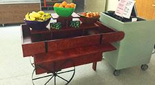 OSU dietetic interns use marketing to encourage high school fruit consumption