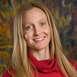 CPHHS Assistant Professor Shannon Lipscomb.