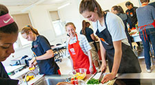 Fueling OSU athletes with healthy meals