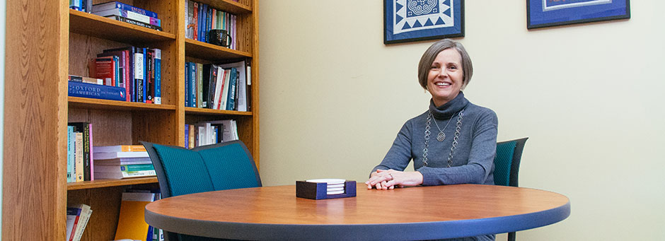 Inside the mind of researcher Sheryl Thorburn
