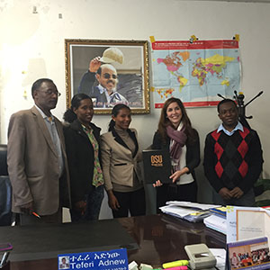Ethiopia in office