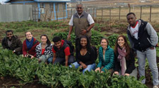 Trip to Ethiopia strengthens relationships, increases food safety and nutrition awareness