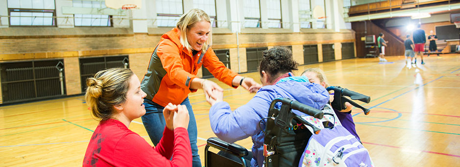 $1.2 million grant benefits Adapted Physical Activity PhD students