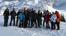 """Winter school"" synergizes junior researchers and experts in Switzerland"