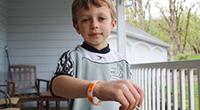 Flame retardants can be detected in preschoolers wearing silicone wristbands