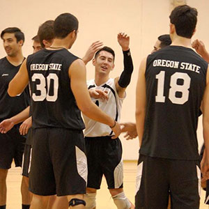Jared volleyball