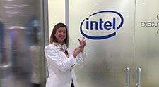 Internship lands CPHHS student her dream job at Intel