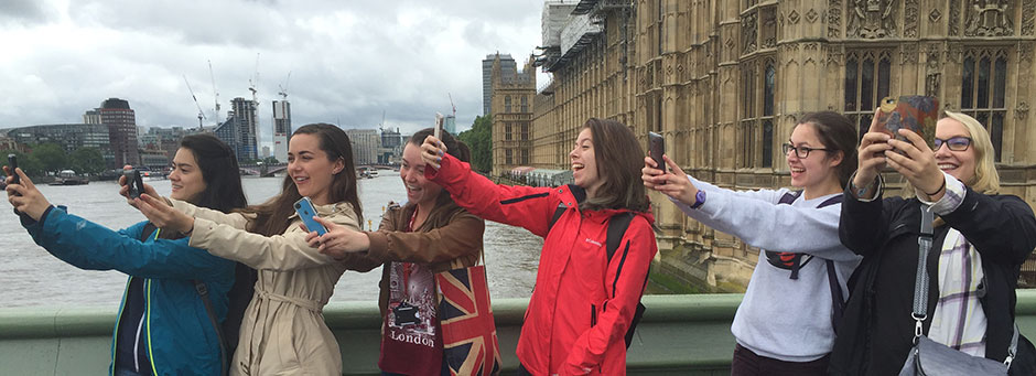 Study abroad trip to London brings public health into focus