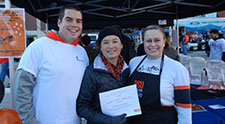 Entrants sought for healthy tailgate recipe contest; 5k fun run at OSU