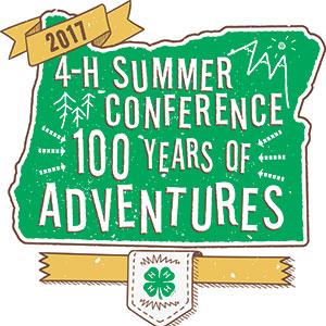 4-h summer conference logo