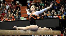Madeline Gardiner Earns Pac-12 Scholar-Athlete Award