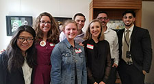 Students get firsthand legislative experience during Public Health Week