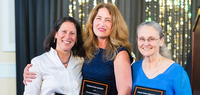 Ovation awardees