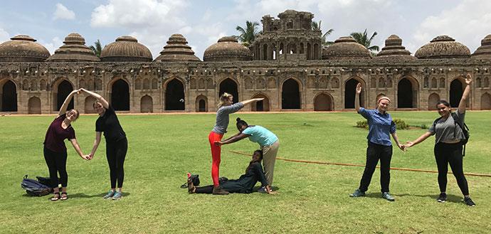 India Study Abroad