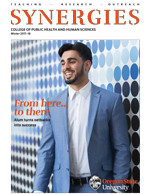 Synergies Fall 2017 print cover