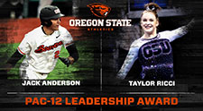 Two Kinesiology students awarded Pac-12 Leadership Awards