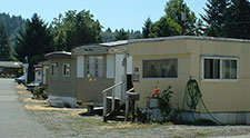 Trailer park residents often unable to obtain 'American dream'