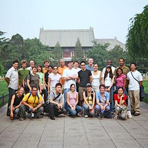 Sarah Rothenberg in China