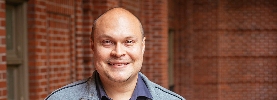 Getting to know: Jonathan Garcia