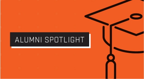 Alumni spotlight: Rebecca Chàvez, BS '11
