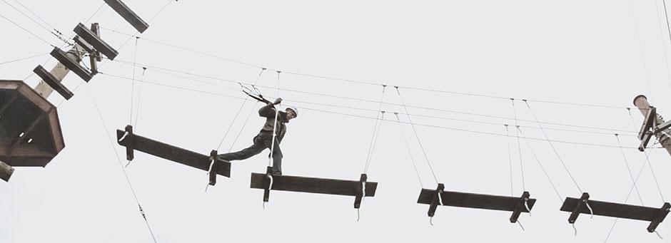 Video: Flying high