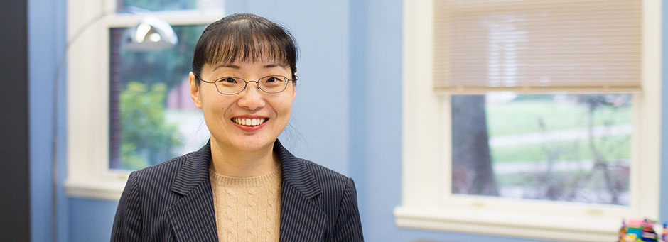 Getting to know Claire Wu