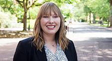 Graduating student spotlight: Tori VandeLinde