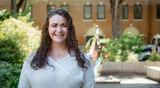 Graduating student spotlight: Marjorie Halstead