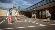 Study finds adults play a key role in recess participation